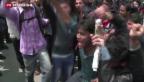 Video «In Nepal beginnt der Verteilkampf» abspielen