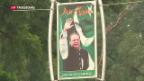 Video «Absetzung von Nawaz Sharif in Pakistan» abspielen