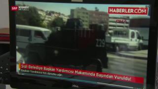 Video «Schweizer Türken besorgt» abspielen