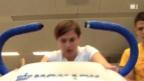Video «Leiden für die Fitness» abspielen