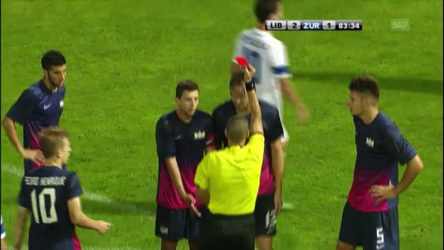 Fussball: EL-Quali, Slovan Liberec - FC Zürich