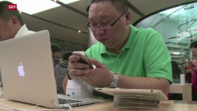 Video «I-Phones in China» abspielen