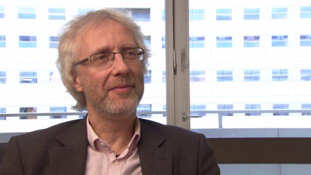 Video «Interview mit Prof. Christoph Herrmann-Lingen» abspielen