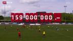 Video «Die teuerste Fussball Nationalmannschaft» abspielen