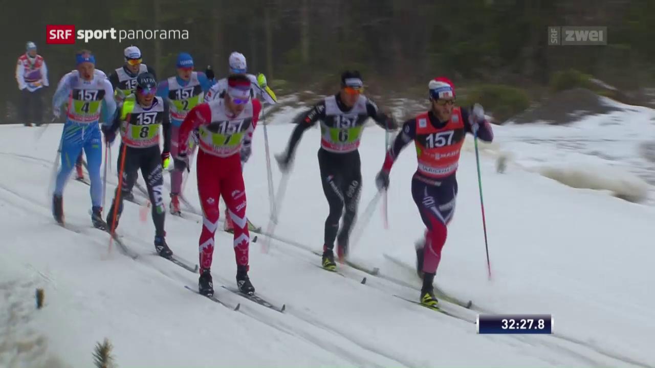 Schweizer Männer-Quartett orientierte sich an der Spitze