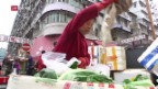 Video «Menschen in Hong Kong müssen auch im hohen Alter noch schuften» abspielen