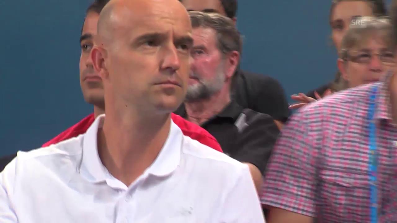 Roger Federer über seinen neuen Coach Ivan Ljubicic