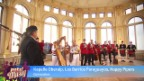 Video «Kapelle Oberalp mit Los Barrios Paraguayos, Happy Pipers Luzern» abspielen