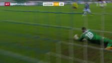 Video «Fussball: Super League, Luzern - YB» abspielen