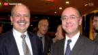 Video «Wegelin-Bankiers klagen gegen CVP-Präsident Darbellay» abspielen