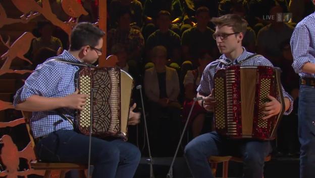 Video ««Viva Volksmusik» 2017 – live aus Kreuzlingen» abspielen