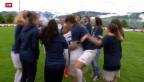 Video «Frauenteam des FCZ gewinnt Meistertitel» abspielen