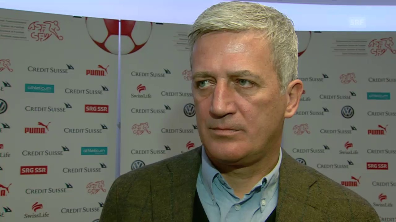 Fussball: Interview Petkovic