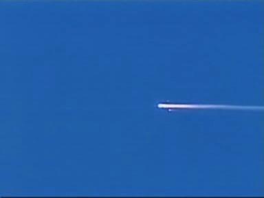 Video «Spaceshuttle abgestürzt» abspielen