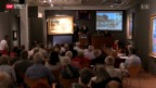 Video «Grosser Moment für Auktionator» abspielen