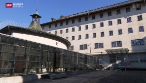 Video «Vorwürfe gegen Gefängnisdirektor » abspielen