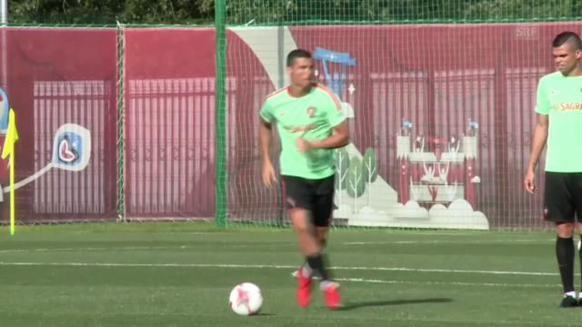 Confederations Cup Fussball Nur Zweitrangig Portugal Sorgt Sich