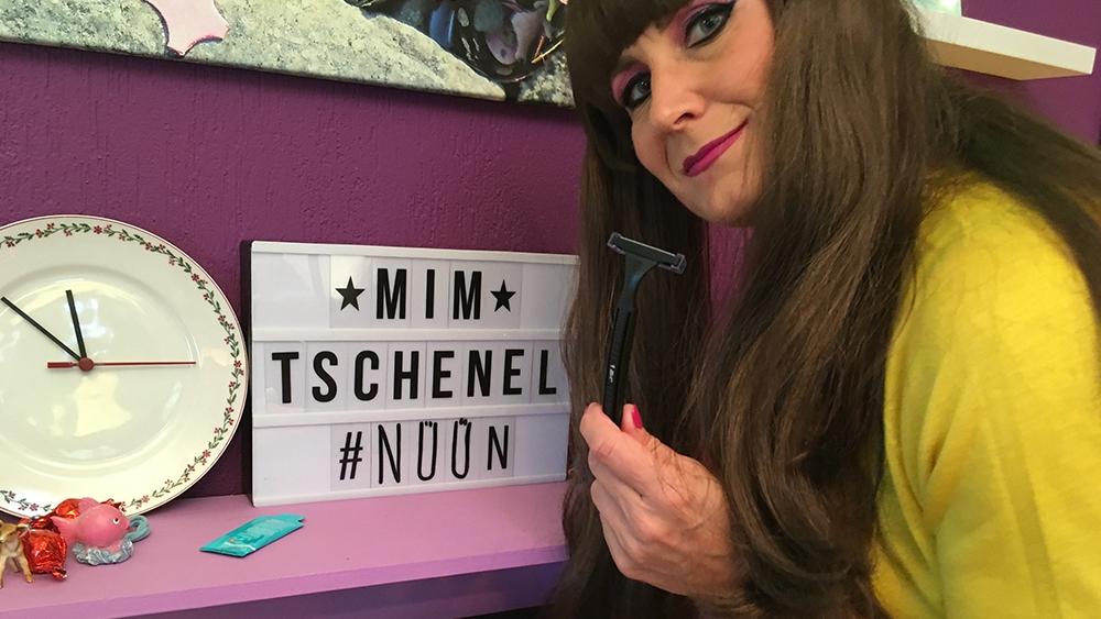 Mim Tschenel #9 «Pro Spetsierara»