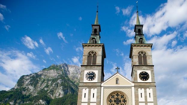 Glockengeläut der Stadtkirche in Glarus