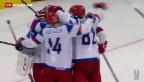 Video «Eishockey-WM: Russland im Final» abspielen
