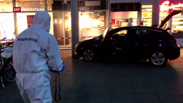 Video «Es geschah mitten in der Altstadt der Universitätsstadt» abspielen