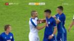 Video «Luzern scheidet trotz Sieg gegen Osijek aus» abspielen
