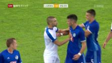 Link öffnet eine Lightbox. Video Luzern scheidet trotz Sieg gegen Osijek aus abspielen