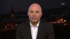 Video ««Herbe Niederlage für die Neuenburger Regierung»» abspielen