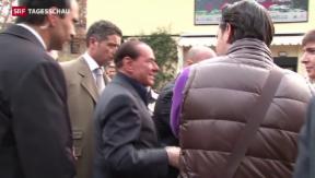 Video «Entscheid im Fall Berlusconi» abspielen