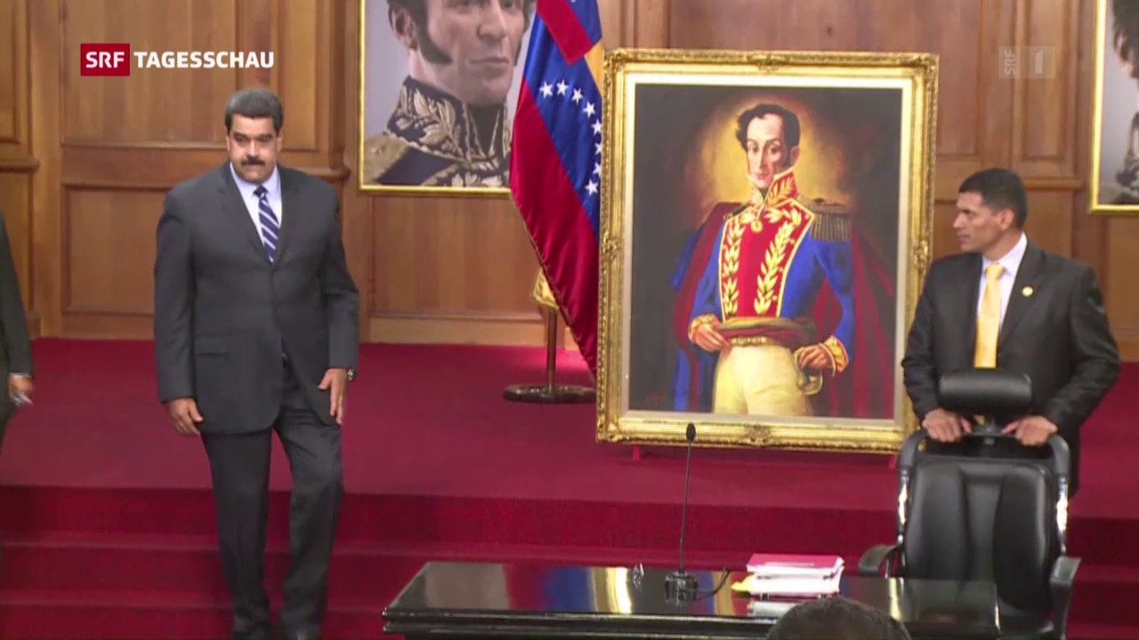 Venezuela im Krisensumpf