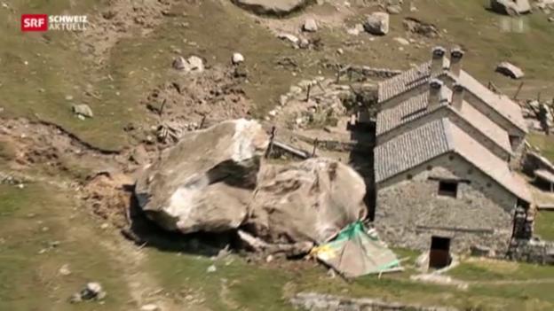Video «Schweiz aktuell vom 26.07.2013» abspielen