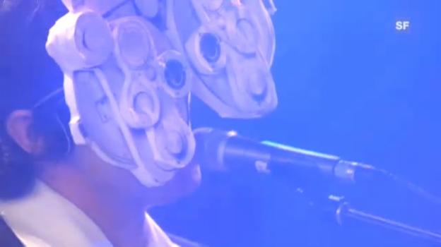 Video «Kyasma - die Fusion von Klassik, Rock und Elektro» abspielen