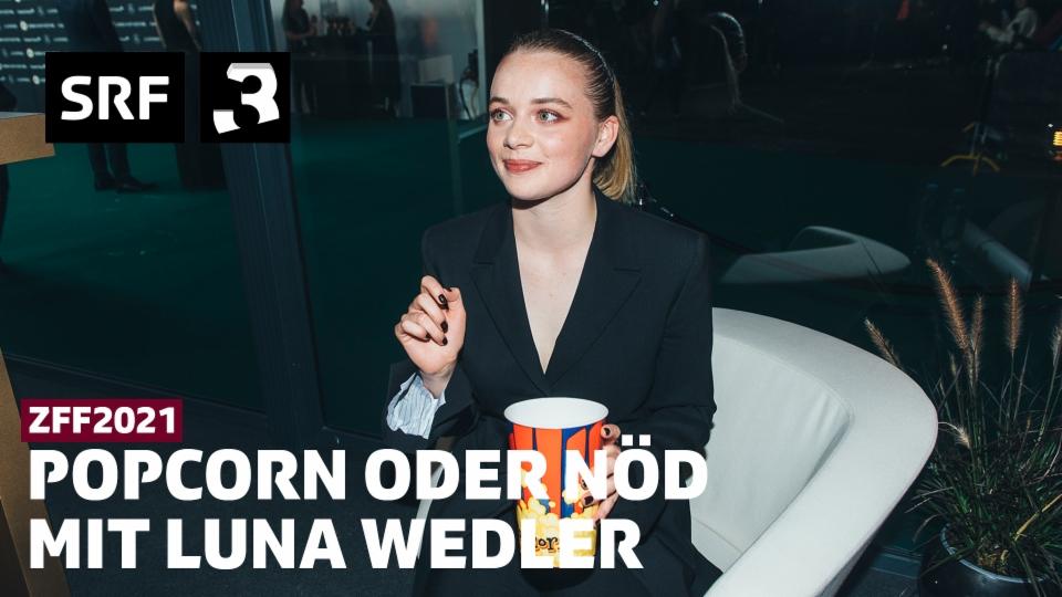 Luna Wedler am ZFF2021