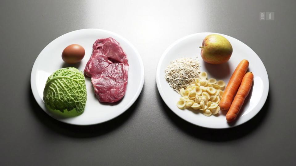 Diätfrage ungelöst