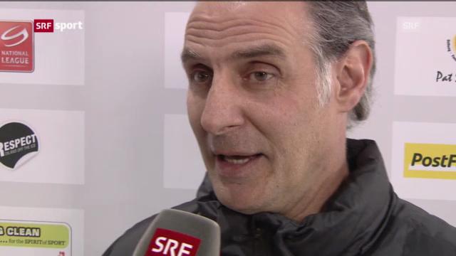 Interview Felix Hollenstein «sportaktuell»