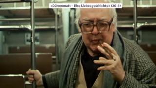 Video ««Friedrich Dürrenmatt – eine Liebesgeschichte»» abspielen