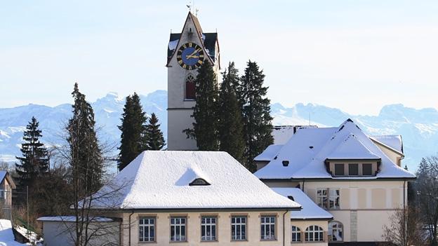 Glockengeläut der reformierten Kirche in Hinwil
