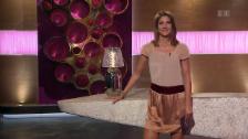Link öffnet eine Lightbox. Video «G&G» mit Fabien Rohrer, Tanja Frieden und Andrin Schweizer abspielen