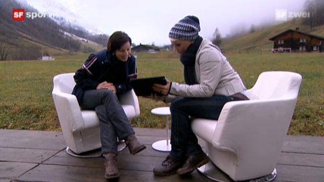 Skilegende Vreni Schneider erzählt über ihren schnellsten Fan