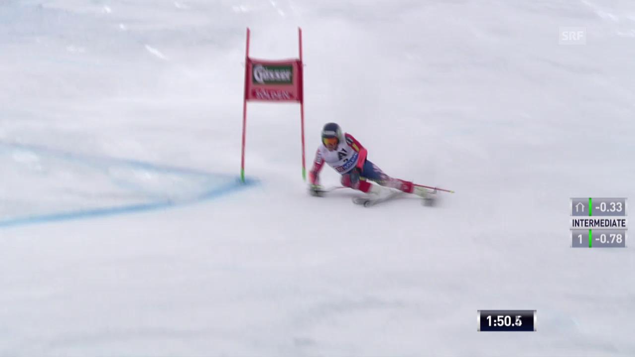Ski: RS M Sölden, 2. Lauf von Ted Ligety