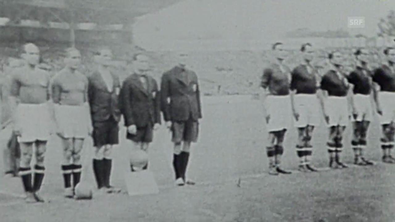 Fussball: WM 1938, Final HUN-ITA