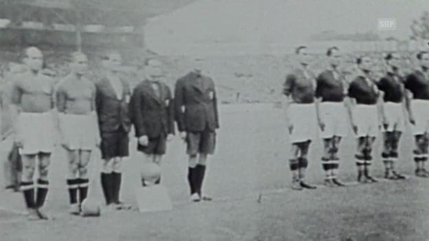 Video «Fussball: WM 1938, Final HUN-ITA» abspielen