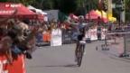Video «Mountainbike: Schweizer Meisterschaften» abspielen