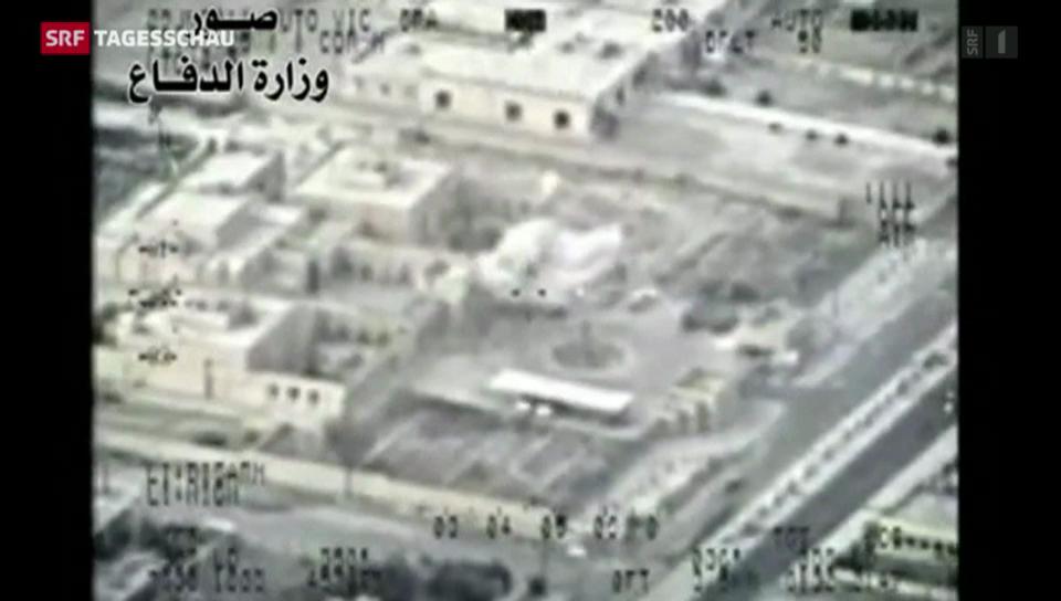 Iran fliegt Anti-IS-Einsätze