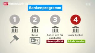 Video «Steuerdeal mit USA steht » abspielen