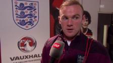 Video «Fussball: Interview mit Wayne Rooney» abspielen