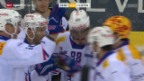 Video «Eishockey: NLA, Genf-Servette - Kloten Flyers» abspielen