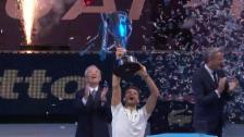 Link öffnet eine Lightbox. Video Dimitrov gewinnt die ATP Finals abspielen