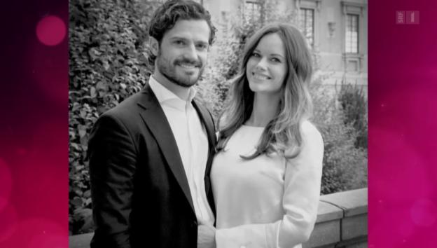 Video «Neuer royaler Wonneproppen: Prinzessin Sofia ist schwanger» abspielen
