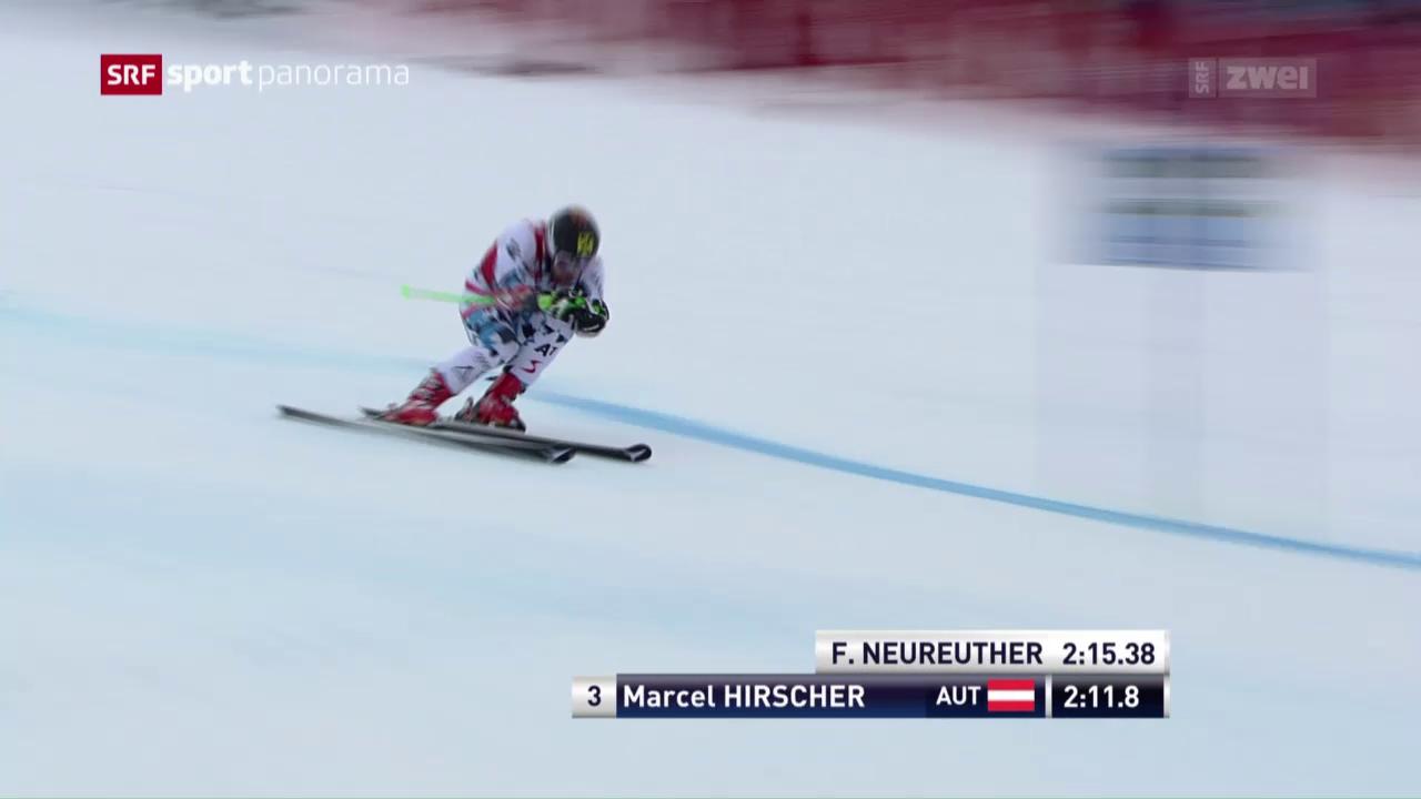 Ski: Pinturault siegt – Murisier starker Siebter